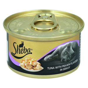 Tuna/Prawn